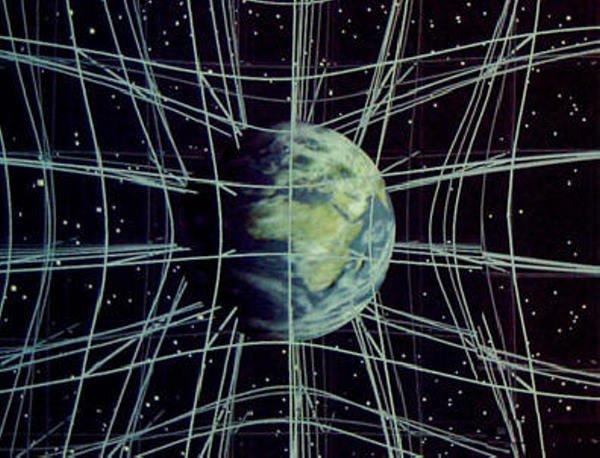 3-d spacetime curvature