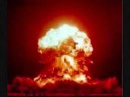 atomic bomb mushroom cap